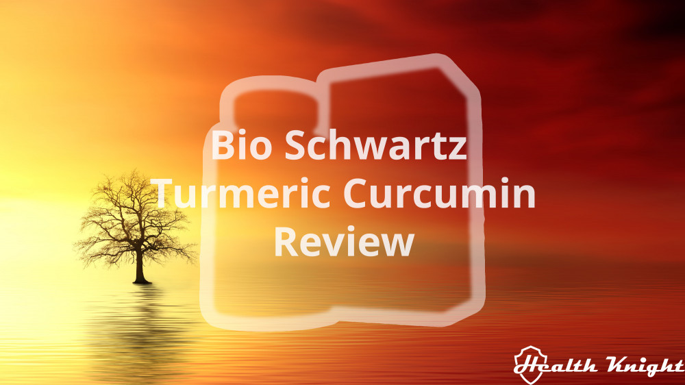 Bio Schwartz Turmeric Curcumin Review