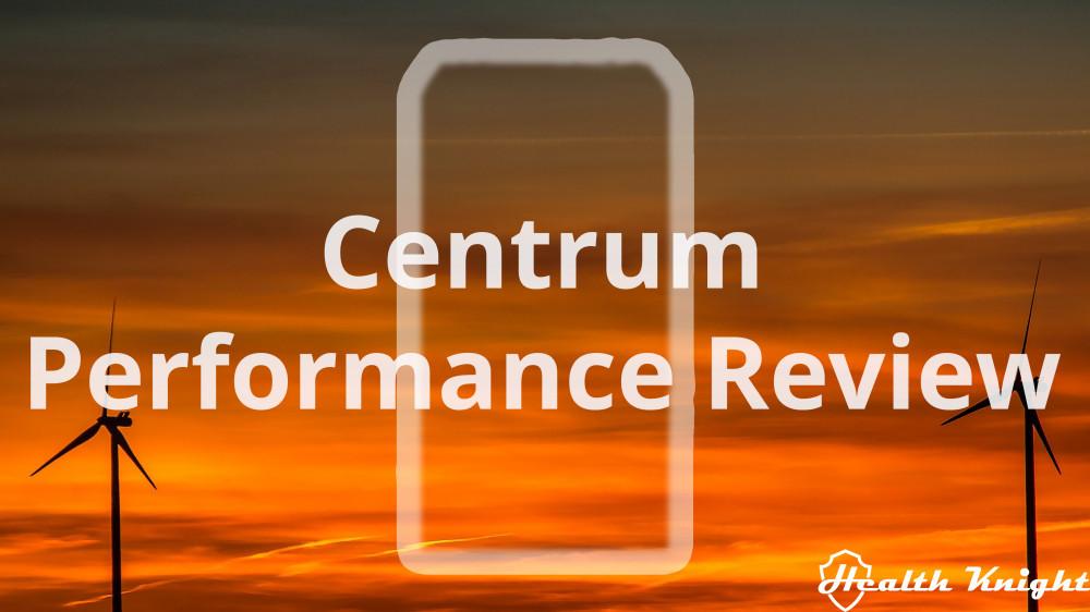 Centrum Performance Review