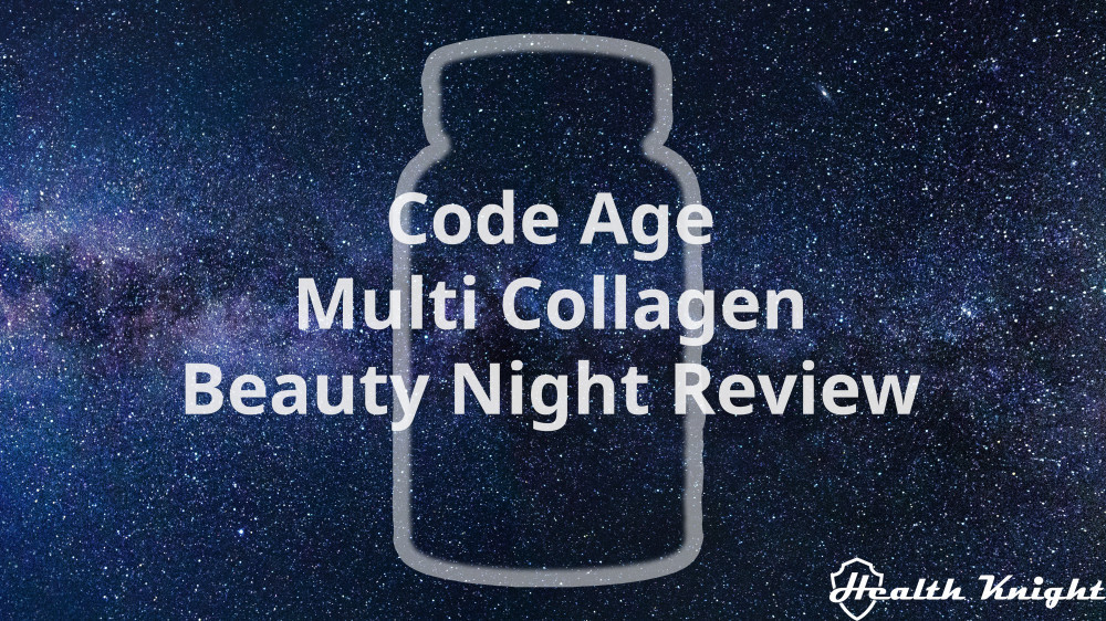 Code Age Multi Collagen Beauty Night Review