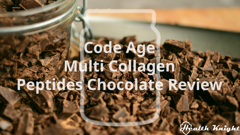 Code Age Multi Collagen Peptides Chocolate Review