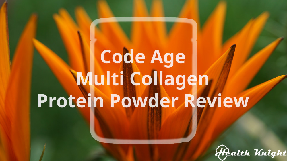 Code Age Multi Collagen Protein Powder Review