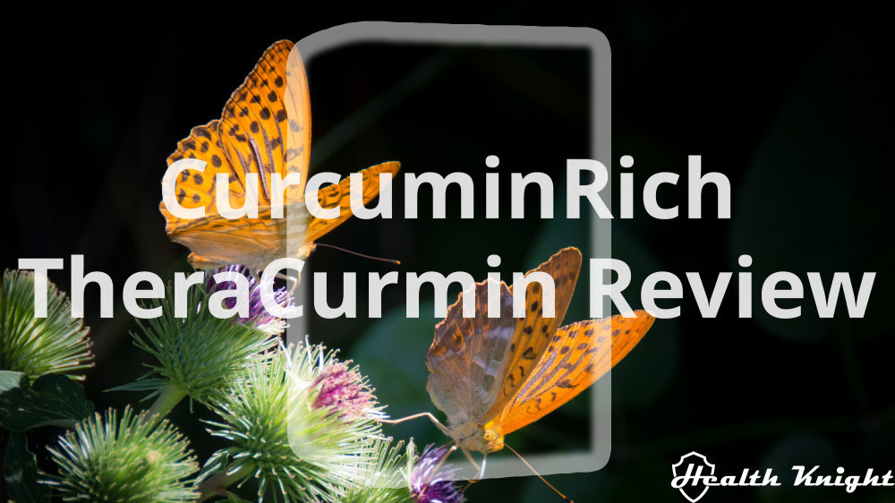 Curcuminrich Theracurmin Review