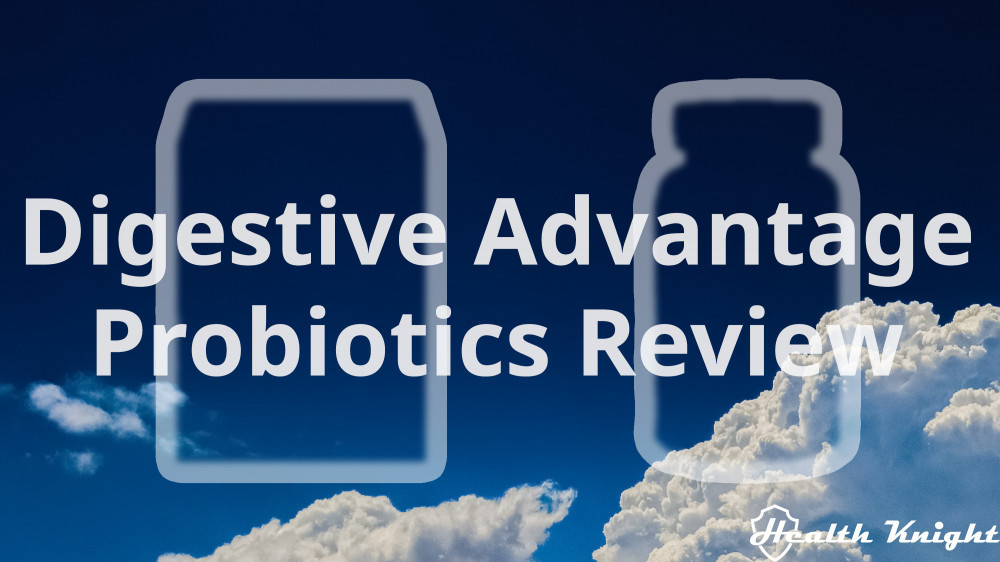 Digestive Advantage Probiotics Review