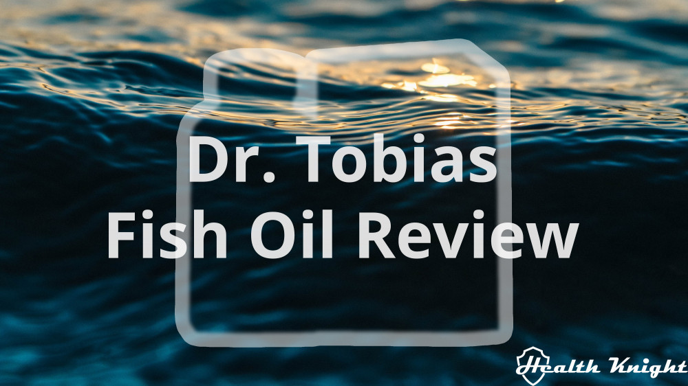 Dr. Tobias Fish Oil Review