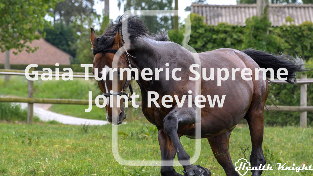 Gaia Turmeric Supreme Joint Review