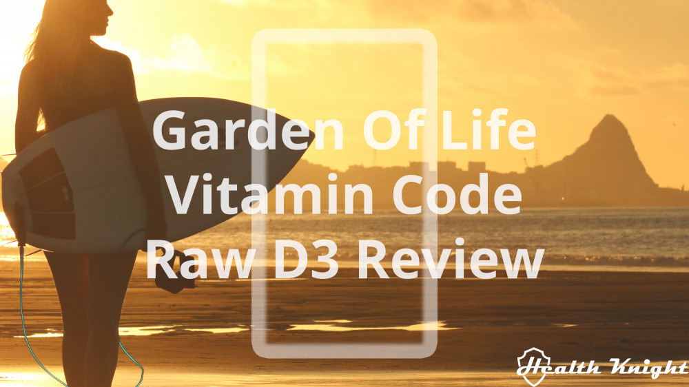 Garden Of Life Vitamin Code Raw D3 Review