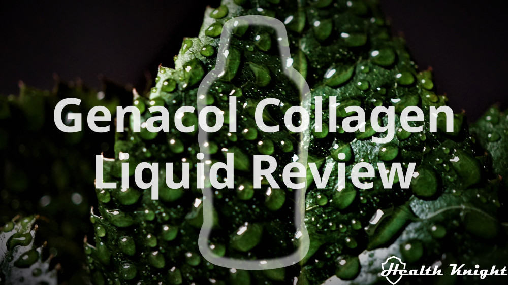 Genacol Collagen Liquid Review