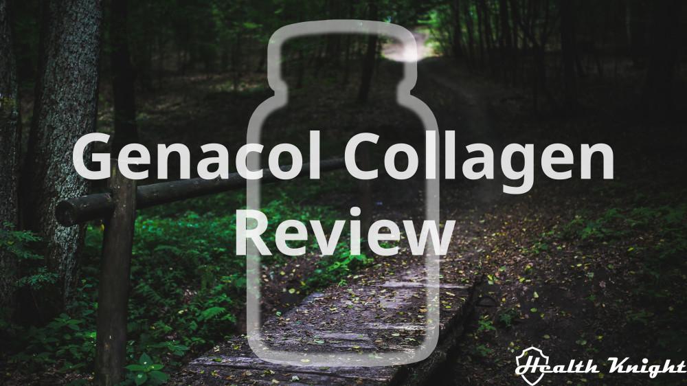 Genacol Collagen Review