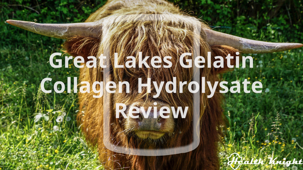 Great Lakes Gelatin Collagen Hydrolysate Review