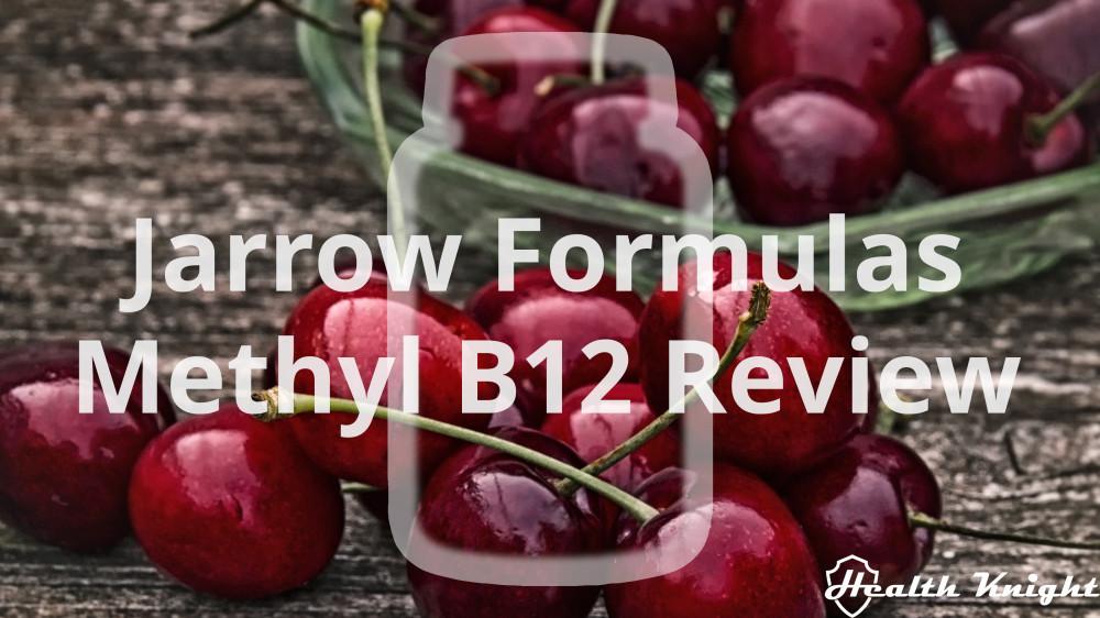 Jarrow Formulas Methyl B12 Review