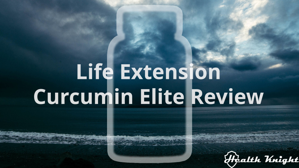 Life Extension Curcumin Elite Review