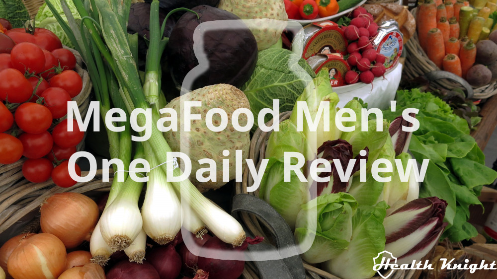 MegaFood Men's One Daily Review