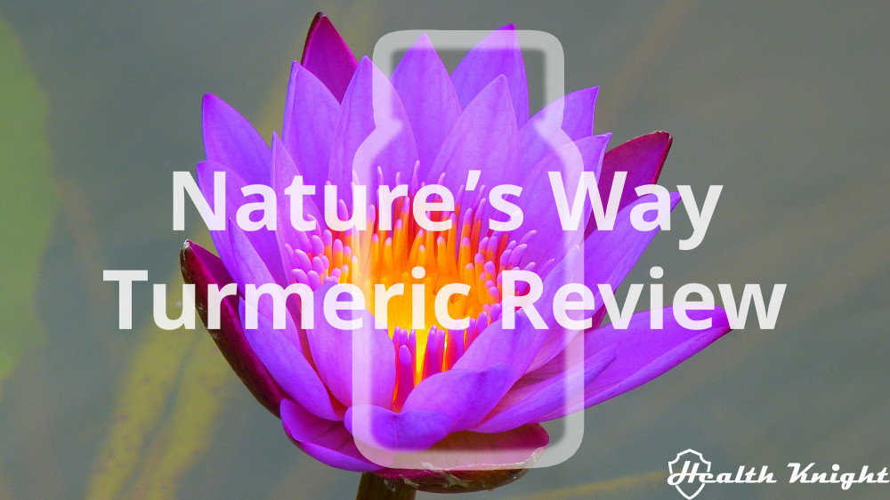 Nature's Way Turmeric Review