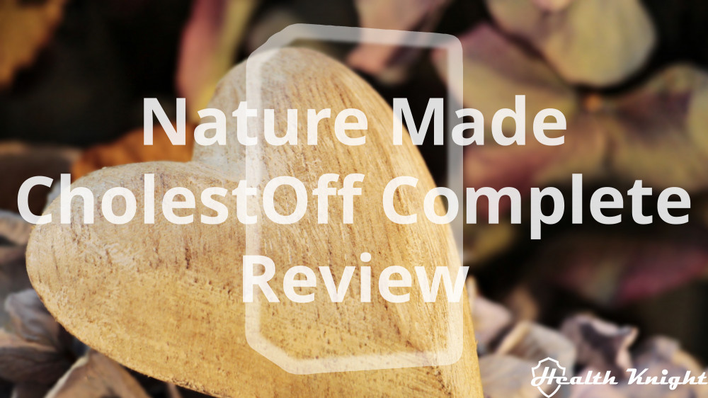 Nature Made CholestOff Complete Review