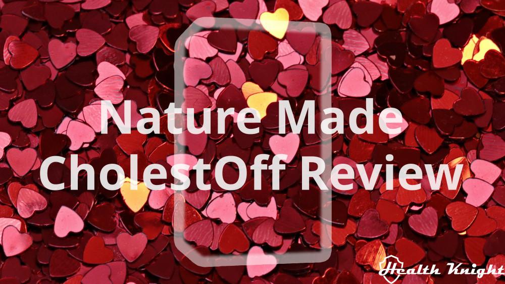 Nature Made CholestOff Review