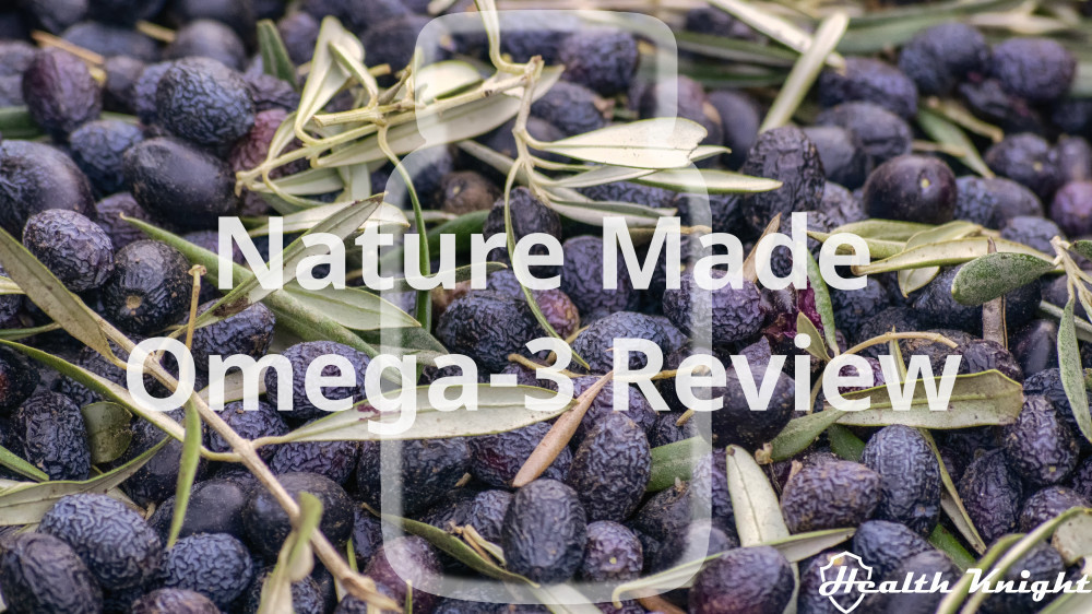 Nature Made Omega-3 Review
