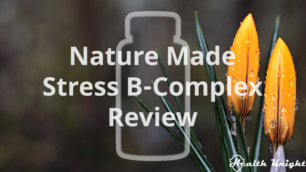 Nature Made Stress B-Complex Review