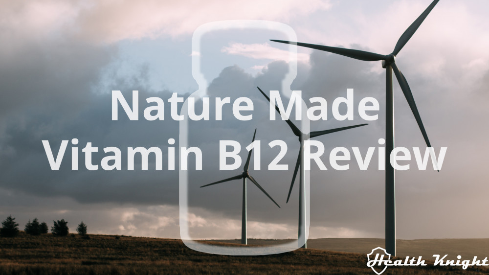 Nature Made Vitamin B12 Review