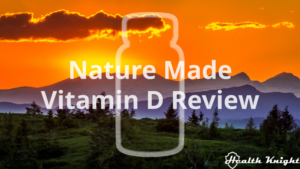Nature Made Vitamin D Review