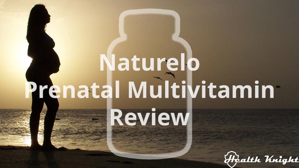 Naturelo Prenatal Multivitamin Review