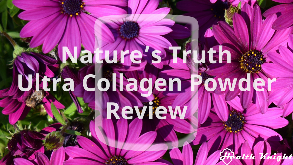 Nature's Truth Ultra Collagen Powder Review