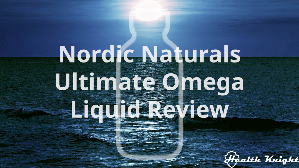Nordic Naturals Ultimate Omega Liquid Review