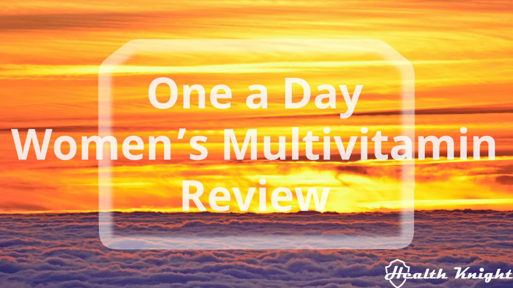 One A Day Women's Multivitamin Review