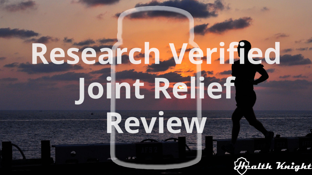 Research Verified Joint Relief Review