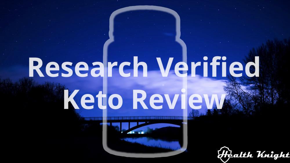 Research Verified Keto Review