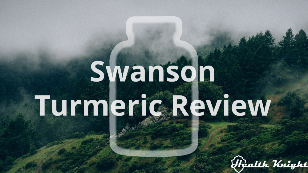 Swanson Turmeric Review