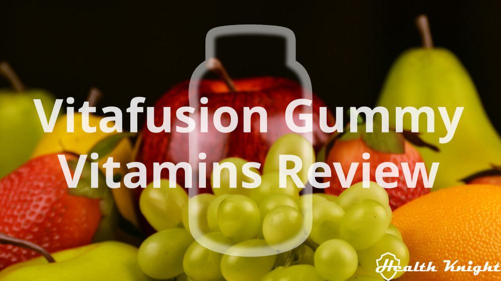 Vitafusion Gummy Vitamins Review