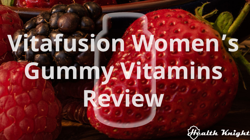 Vitafusion Women's Gummy Vitamins Review