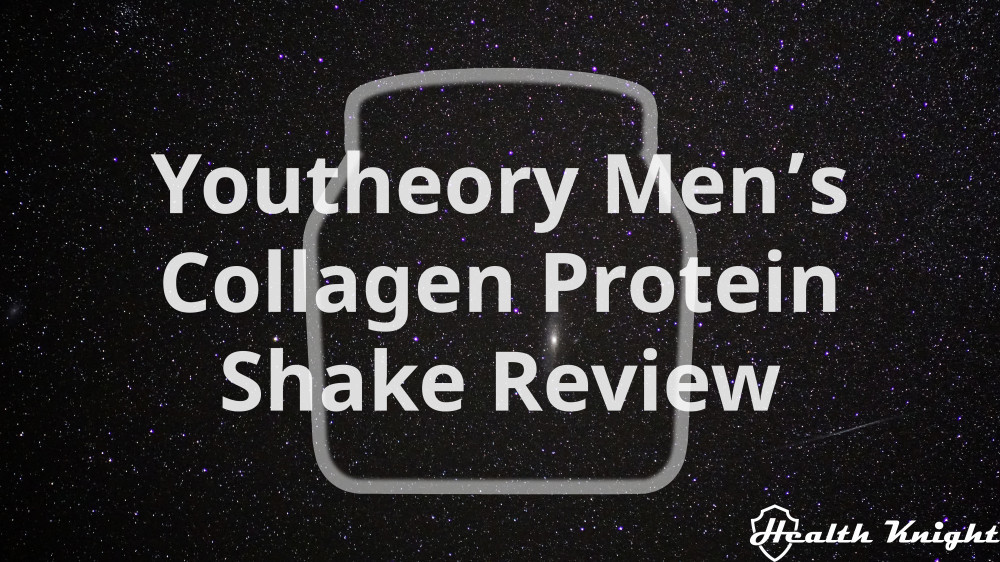 Youtheory Men's Collagen Protein Shake Review