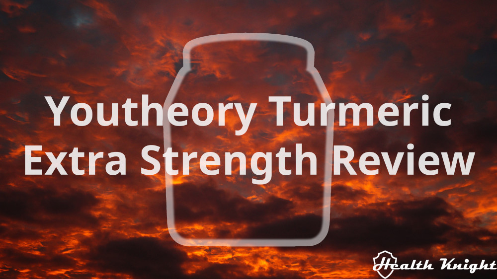 Youtheory Turmeric Extra Strength Review