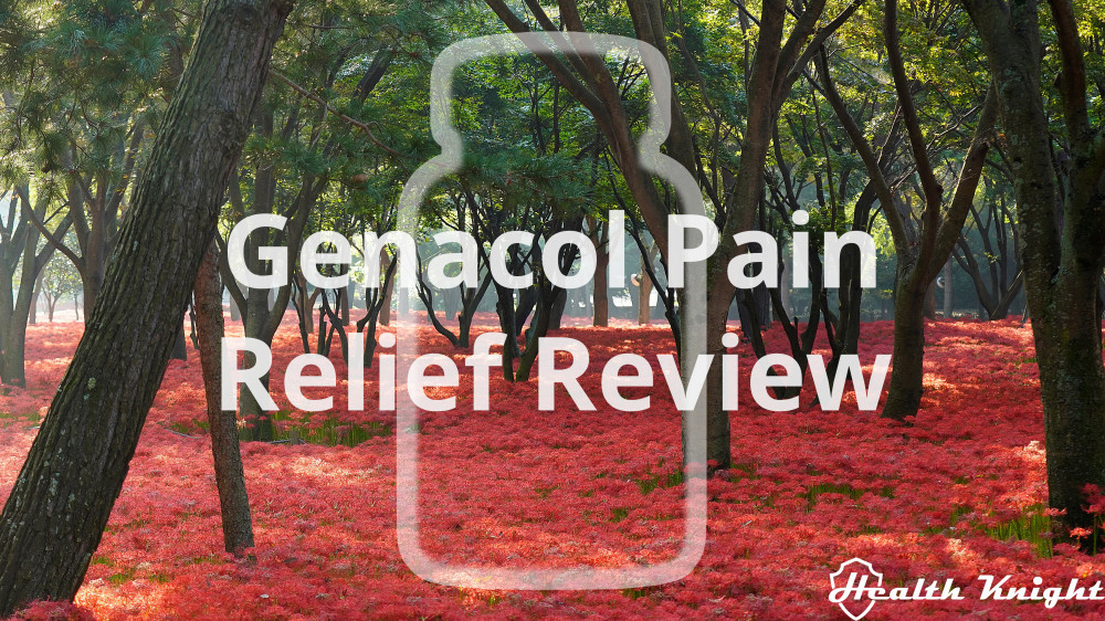 Genacol Pain Relief Review