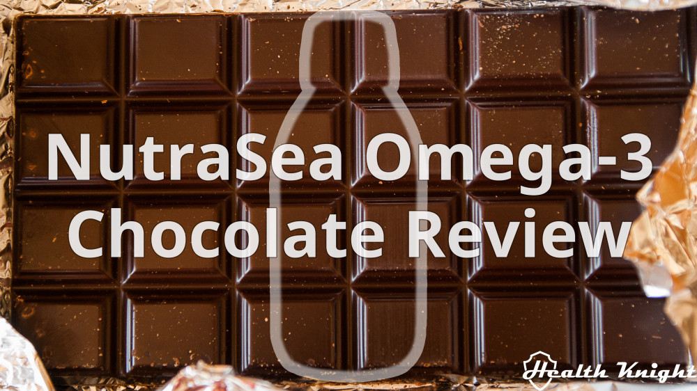 NutraSea Omega-3 Chocolate Review
