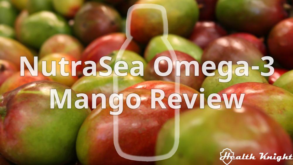 NutraSea Omega-3 Mango Review