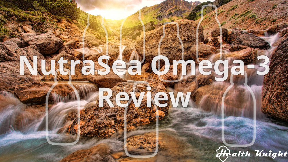 NutraSea Omega-3 Review