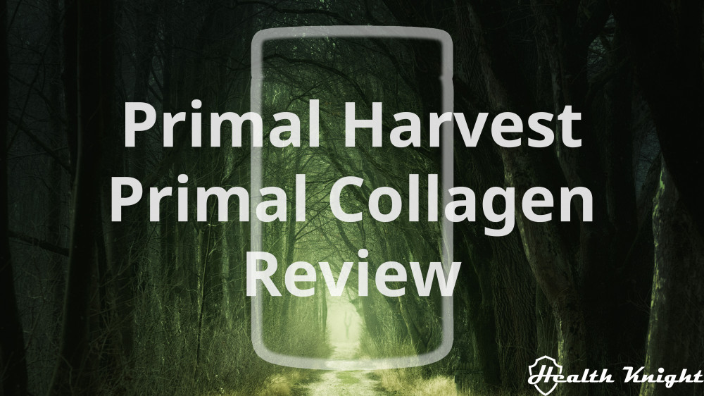 Primal Harvest Primal Collagen Review