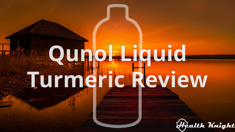 Qunol Liquid Turmeric Review