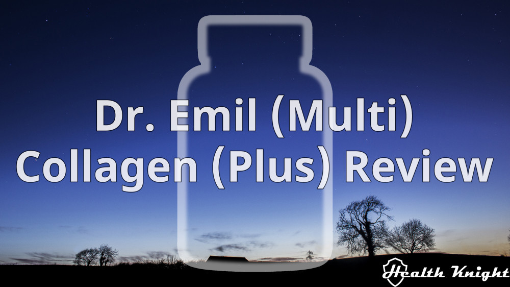 Dr. Emil Collagen Review
