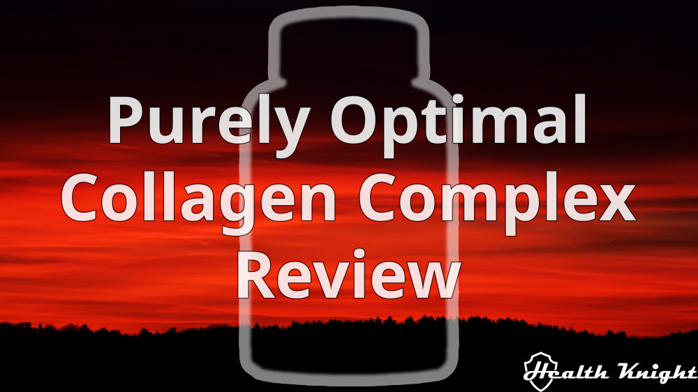 Purely Optimal Collagen Complex Review