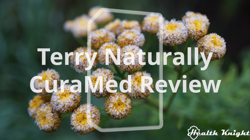 Terry Naturally CuraMed Turmeric Curcumin Review