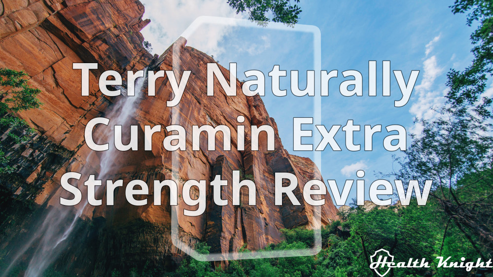 Terry Naturally Curamin Extra Strength Review