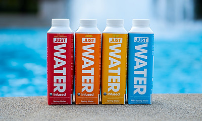 Water Is Also In Their Additive Line-Up