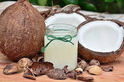 Coconut Oil Is One Of The Best Sources For Medium-Chain Triglycerides