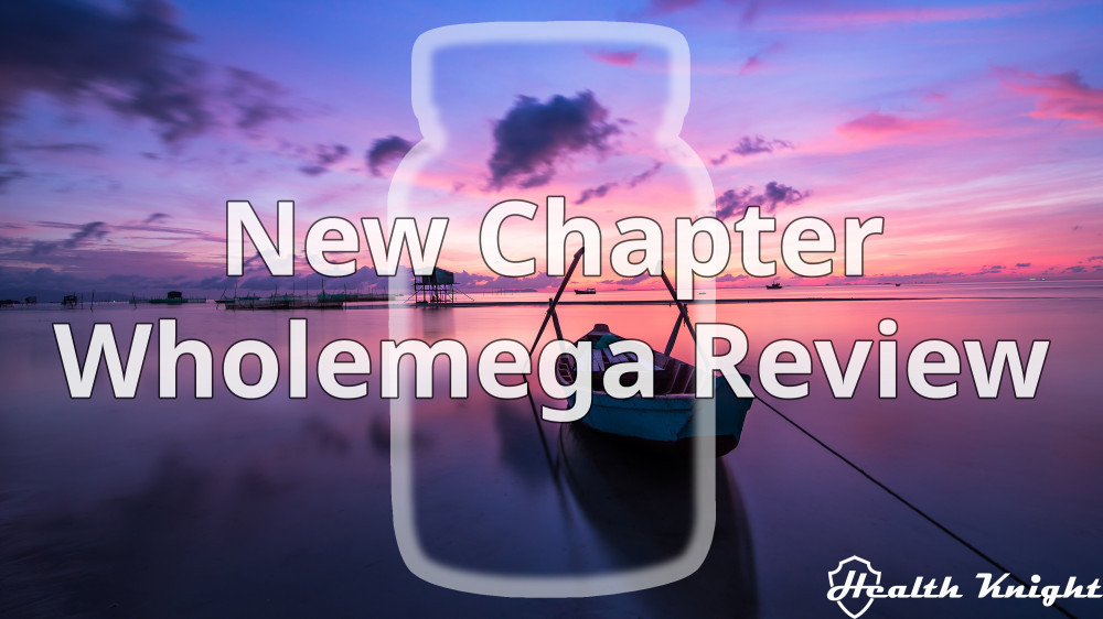 New Chapter Wholemega Review