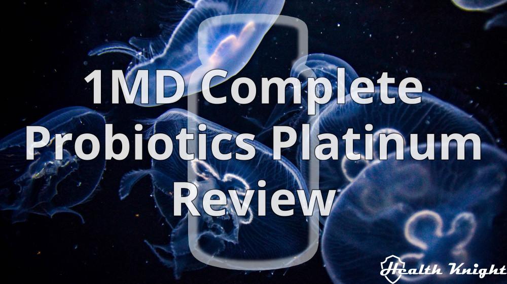 1MD Complete Probiotics Platinum Review