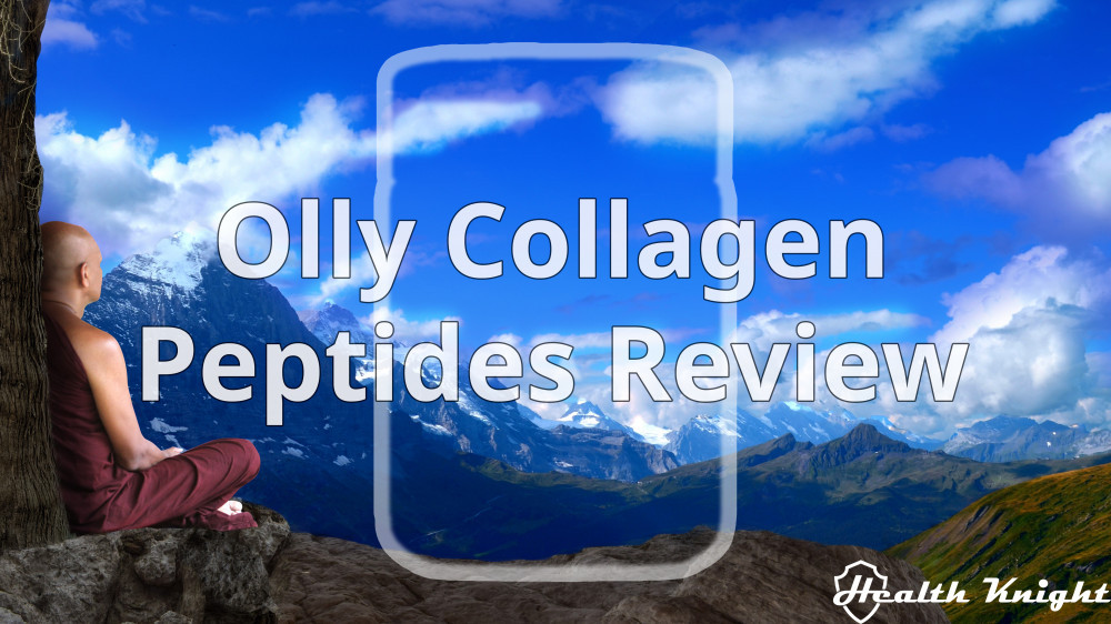 Olly Collagen Peptides Review