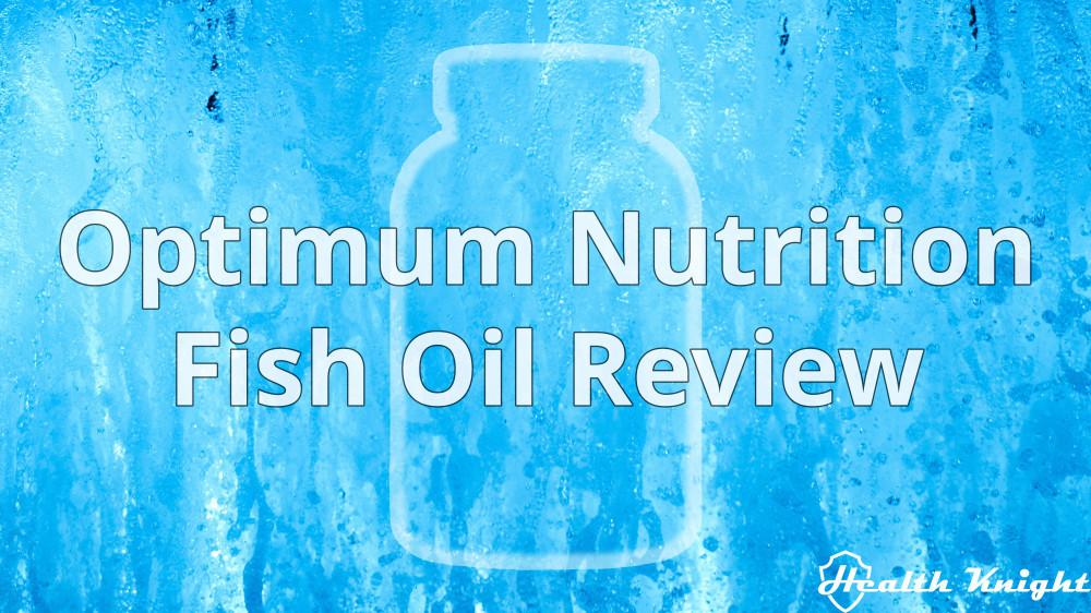 Optimum Nutrition Fish Oil Review Featured